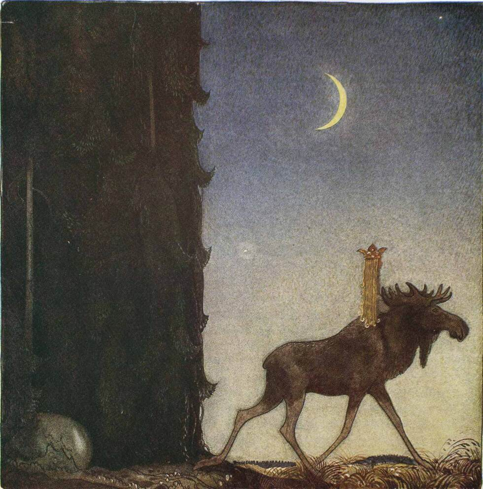 John-Bauer-Elk-Cotton1