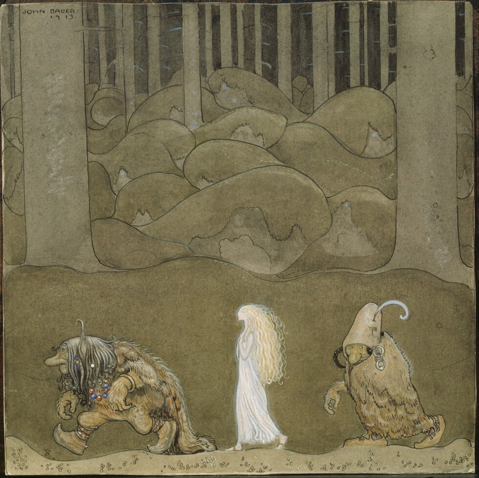 John_Bauer_-_The_Princess_and_the_Trolls_-_Google_Art_Project