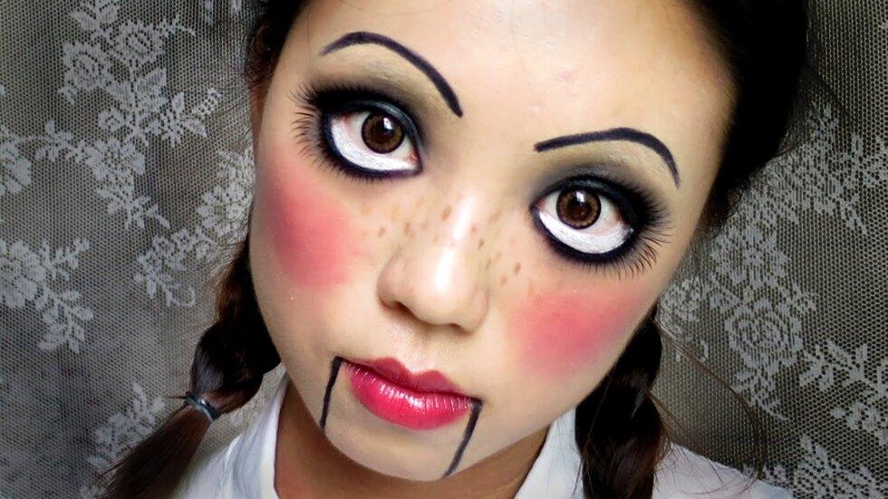 doll-halloween-makeup-ideas