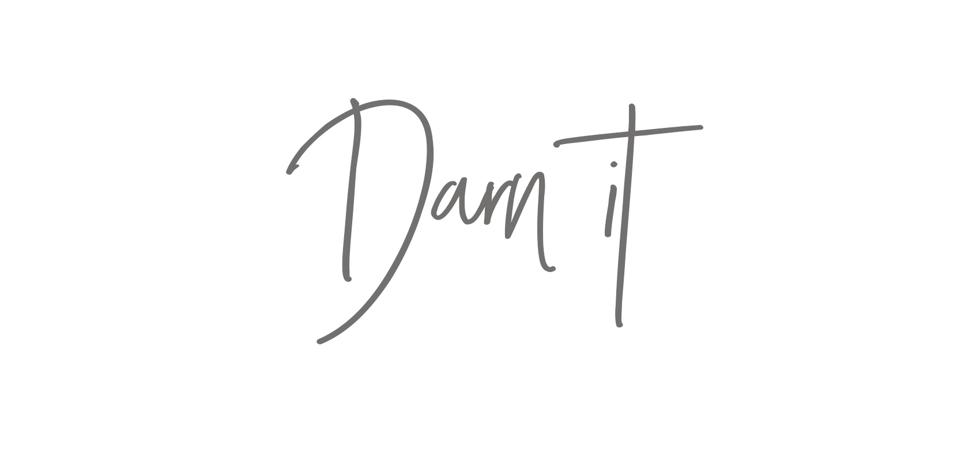 darnit