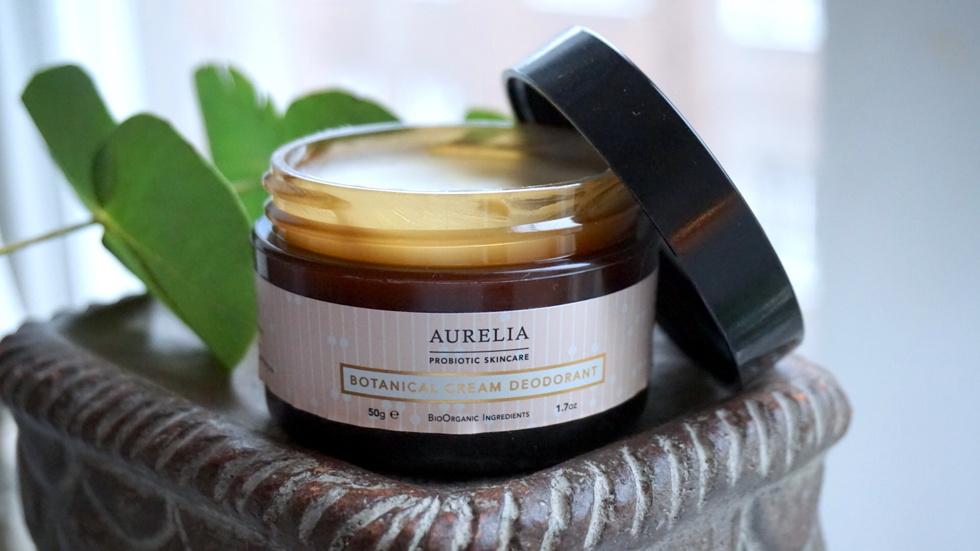 Aurelia deodorant