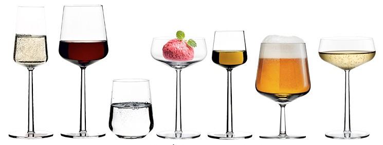 iitala essence glas vinglas