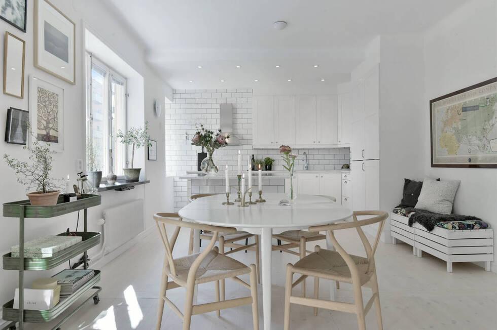 30-tals lägenhet med en lyckad renovering - 34 kvadrat - Metro Mode 6cdc7b8c0bd2d