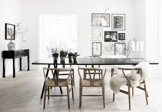 10 inspirerande bilder och idéer på köksbord vitt fönster