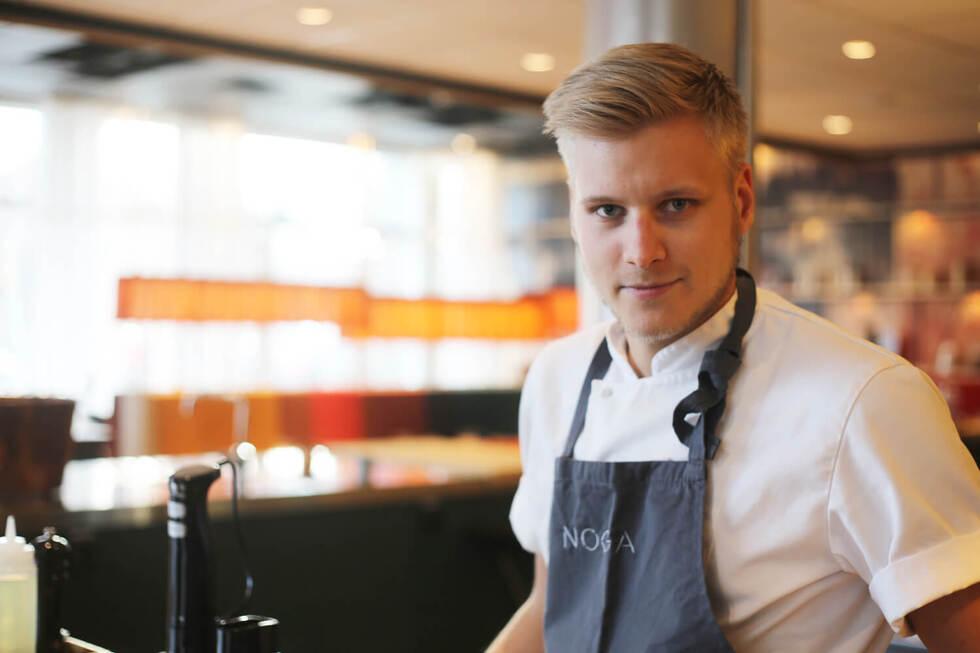 Jonas Karlsson arets kock