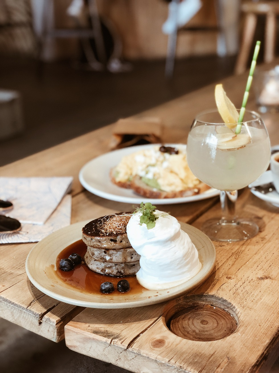 HOTSPOT: Coffee & coconuts