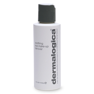 Dermalogica soothing eye make-up remover.