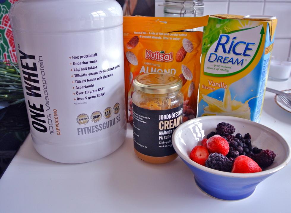 godaste proteinshaken