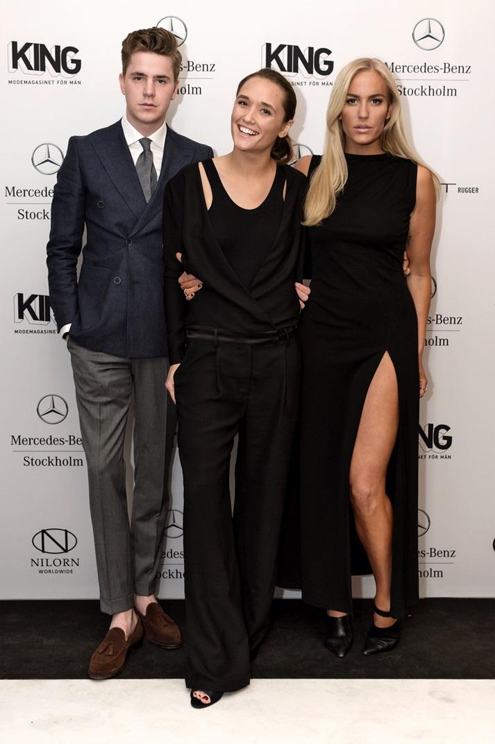 Martin Hansson, Caroline Sandström & Petra Tungården