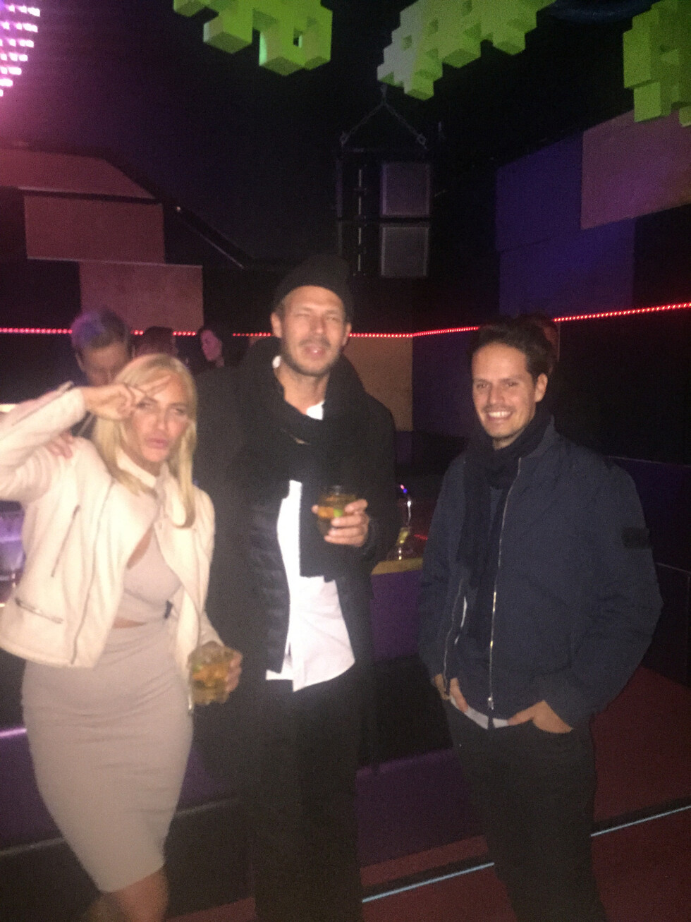 Nattklubb Stockholm