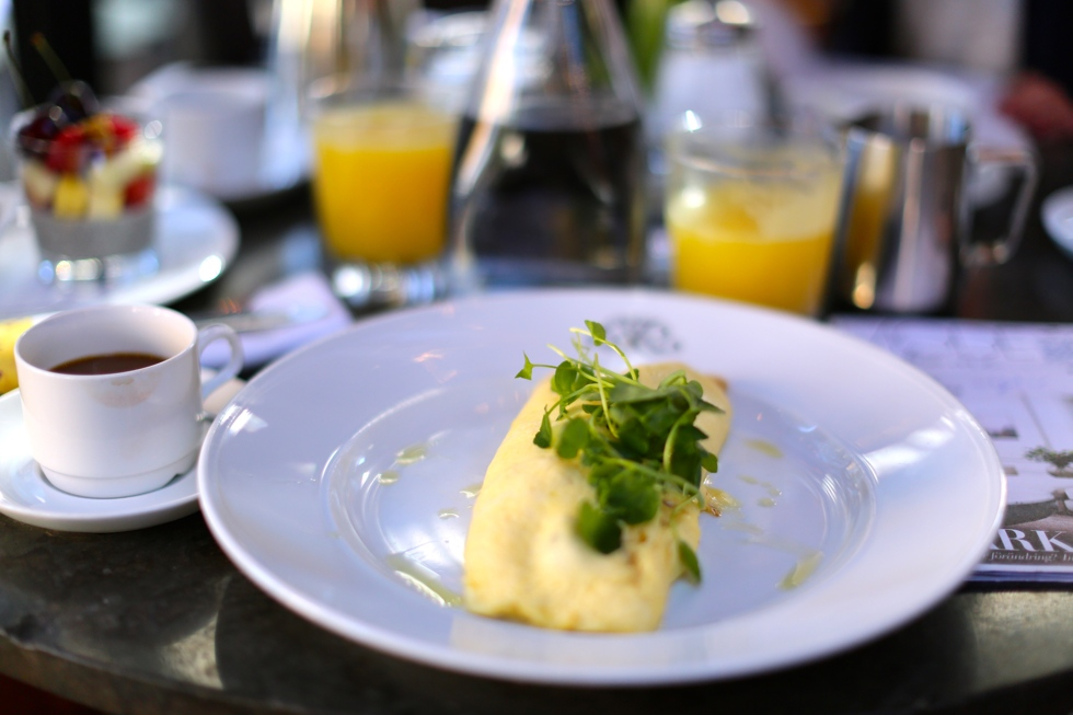 Riche frukost