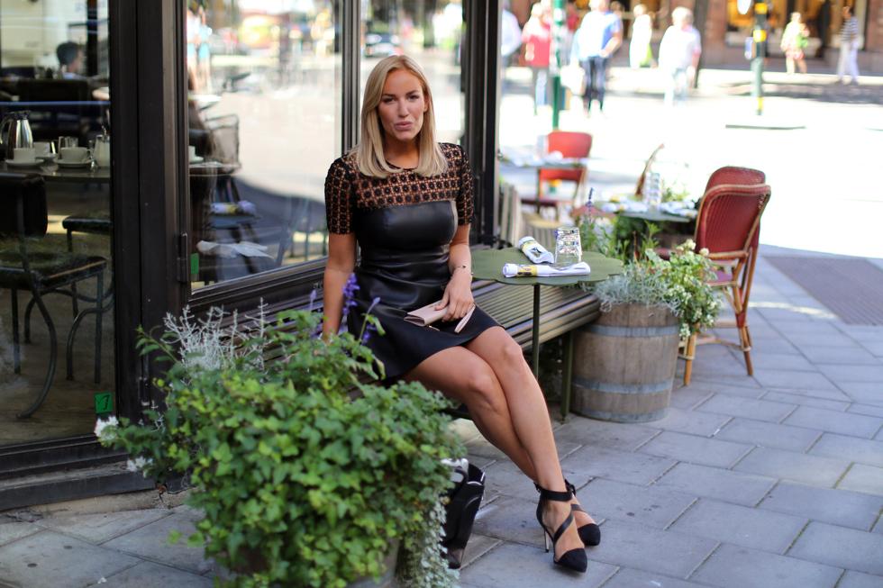 Klänning Zara
