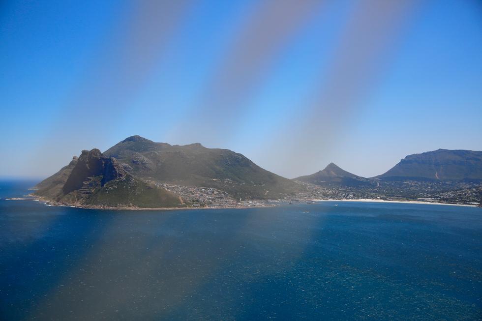 Kapstaden-Utsikt