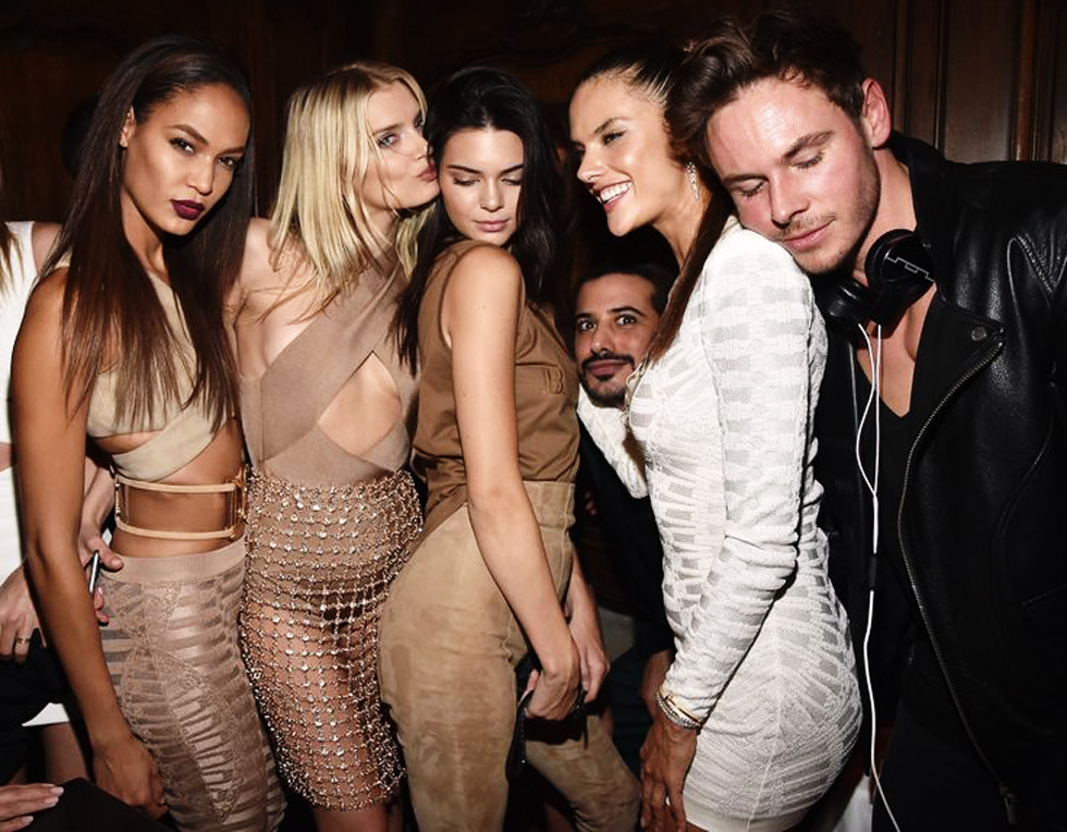 Balmain-Afterparty