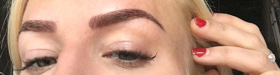 Ögonbryn-Gnails