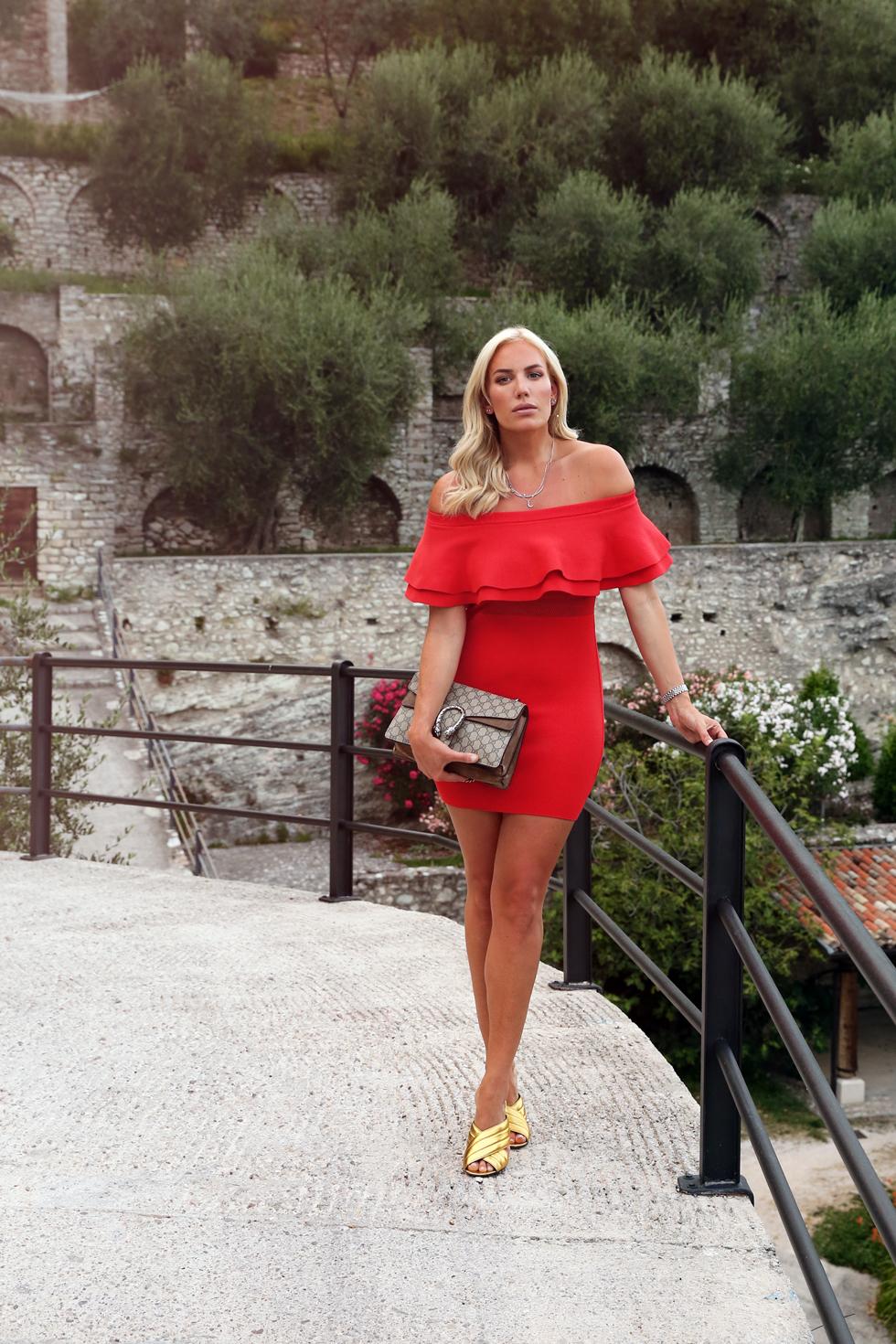 Red-Dress-
