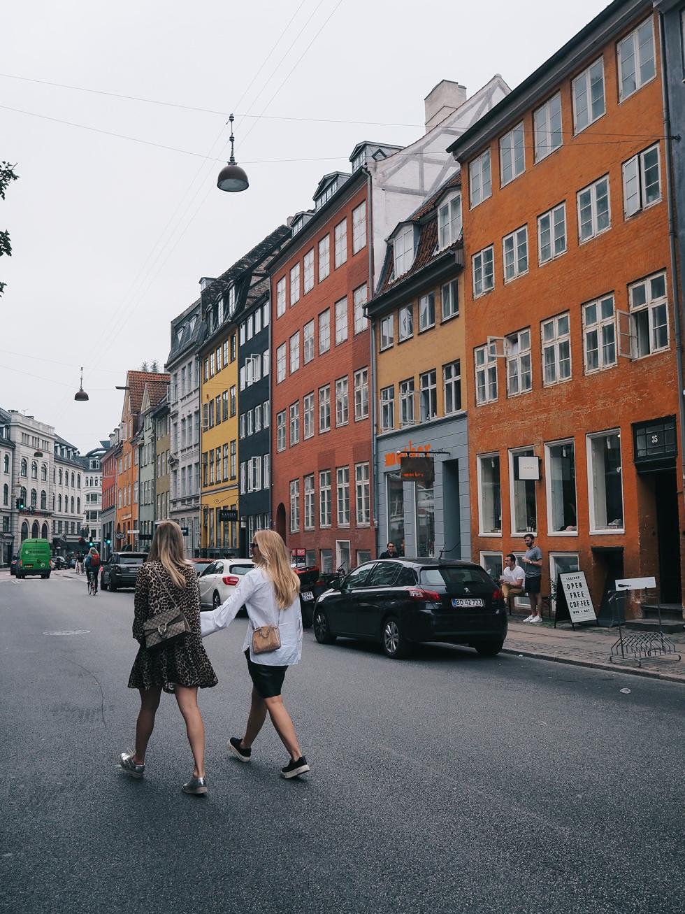 Köpenhamn-Shopping