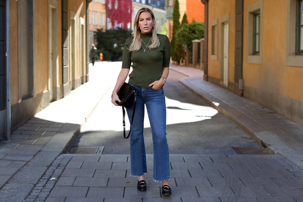 Grön-Jeans