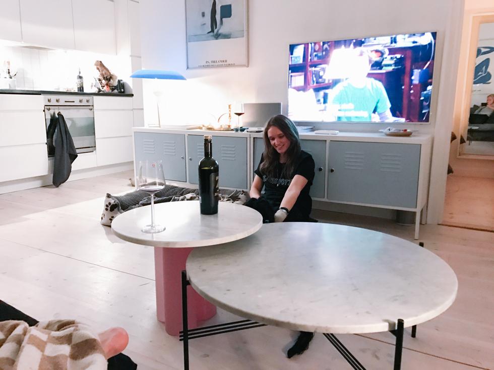 Caroline-Sandström-Lägenhet