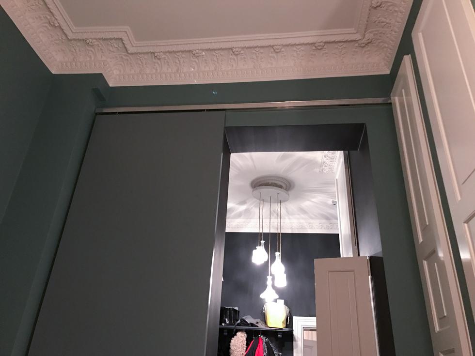 Sovrum-Dörr