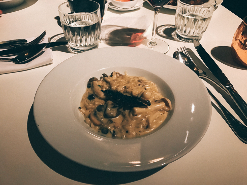Risotto-with-mushrums