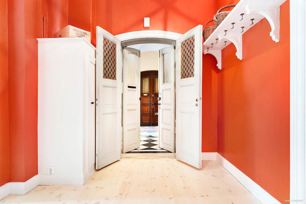 Hall-Renovering