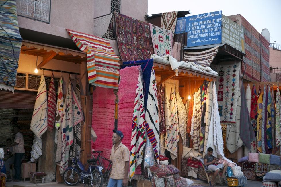 Marrakesh Mattor
