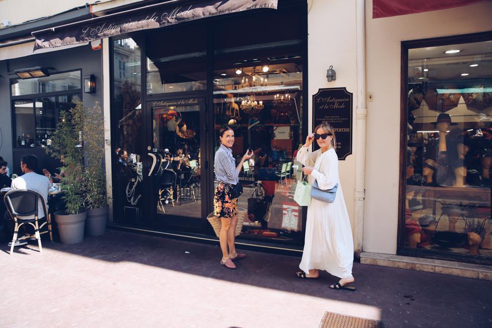 L'Antiquaire et la Mode