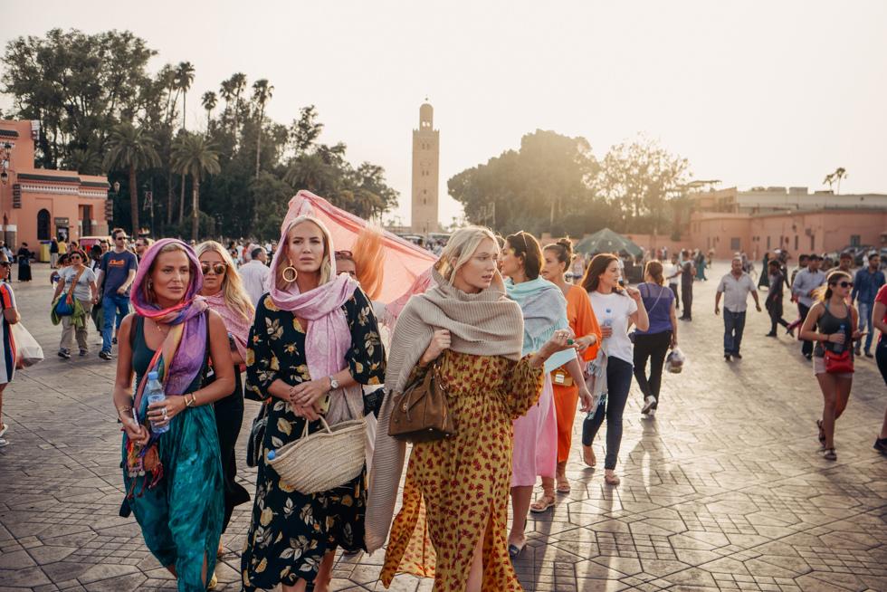Marrakesh Market