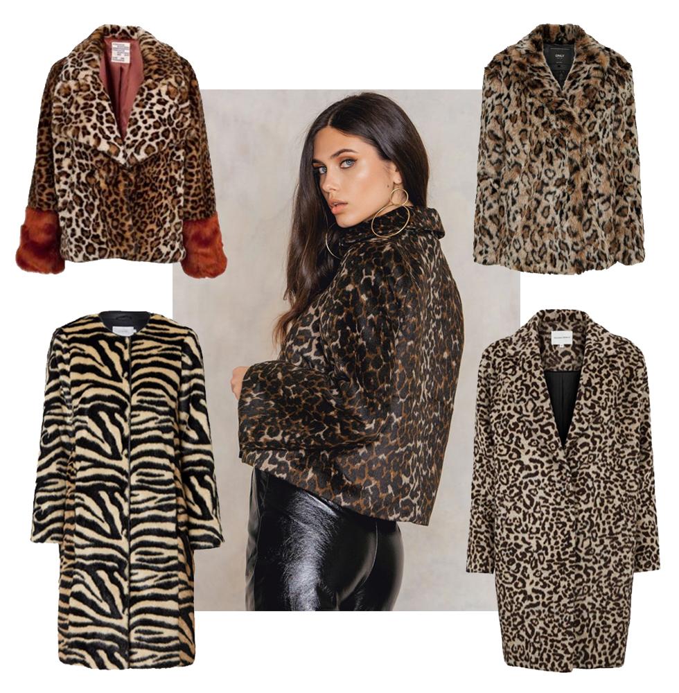 Leopardmönster