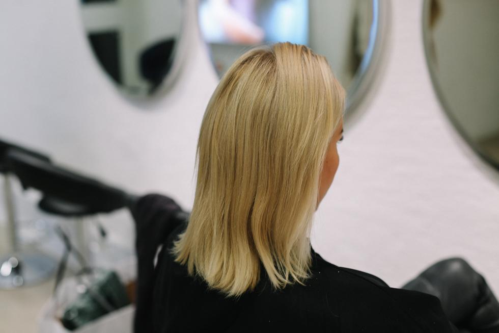 Gult-hår