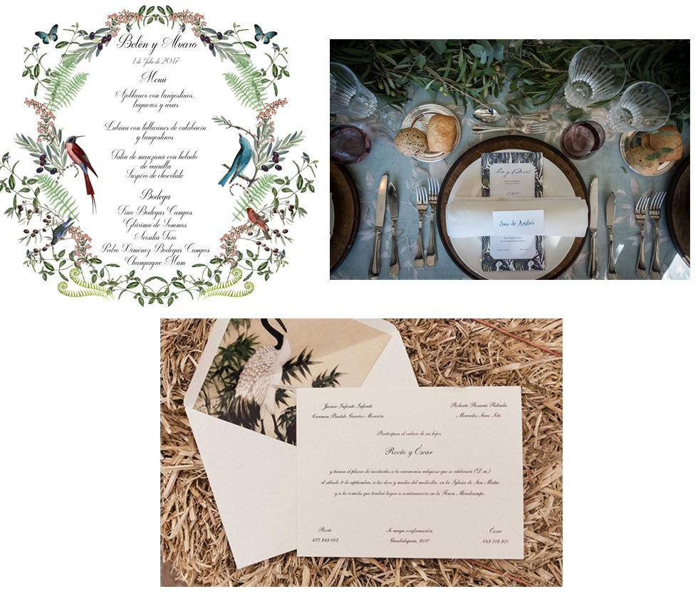 Inbjudningar-Bröllop