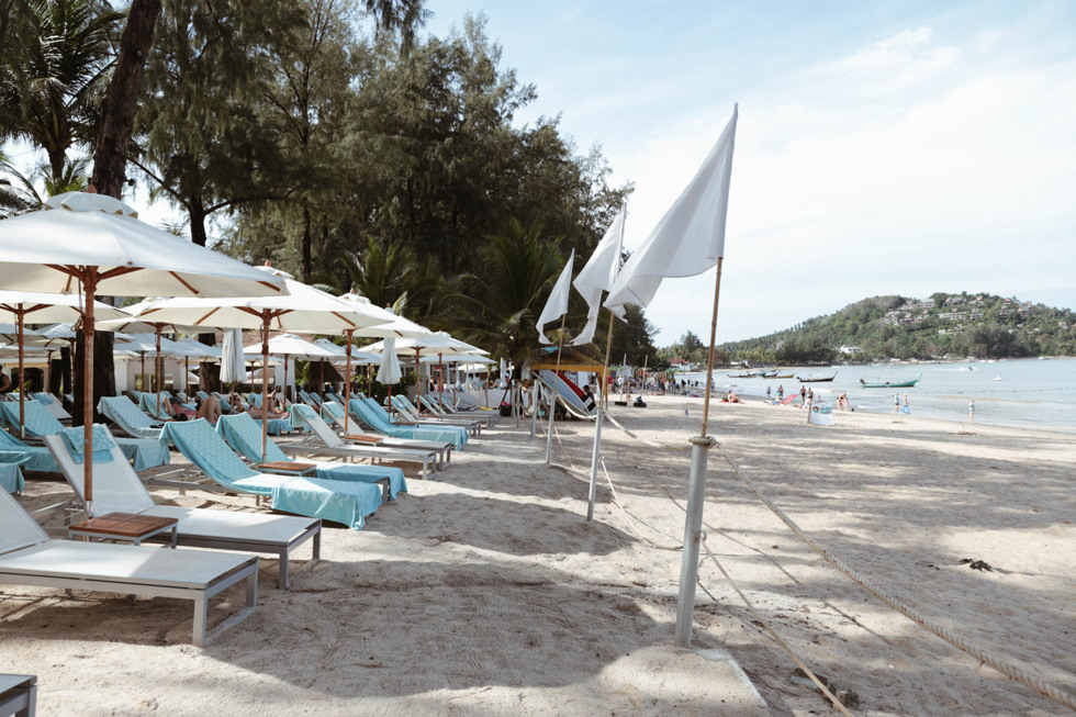 Thailand Phuket Beachclub_
