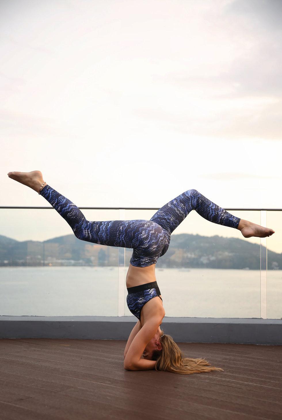Linn Herbertsson Yoga