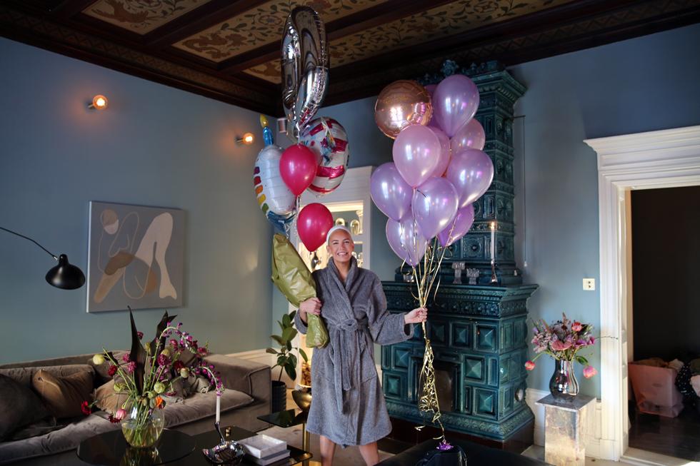 Födelsedag-Petra