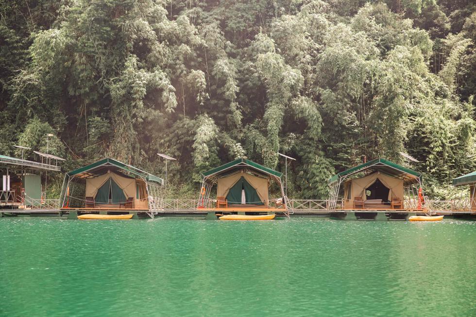 Thailand Rainforest Elephant Hills-7