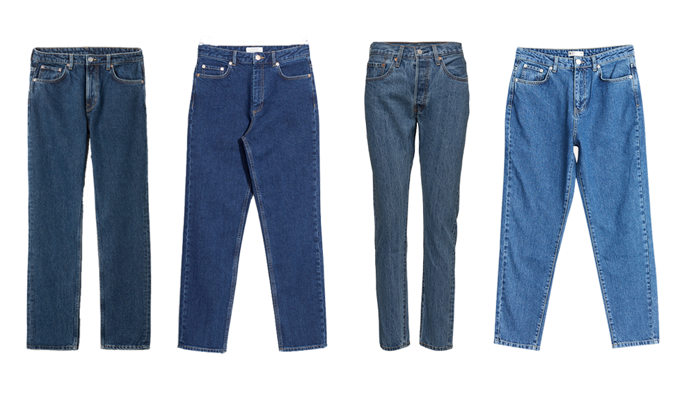Basgarderob jeans