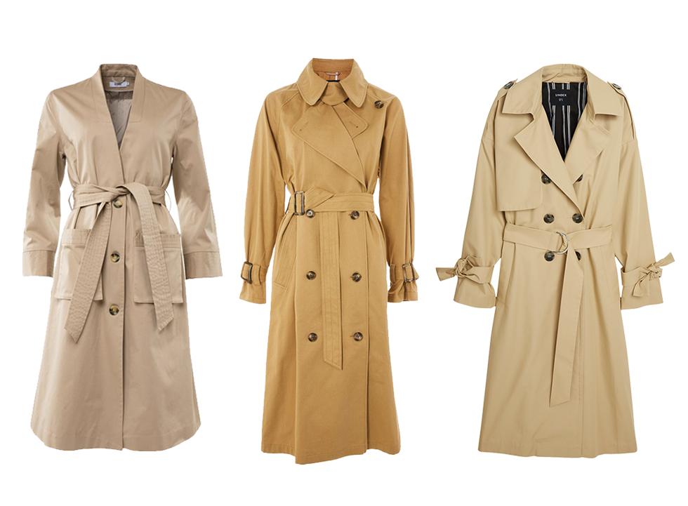 Vårens snyggaste trench coat