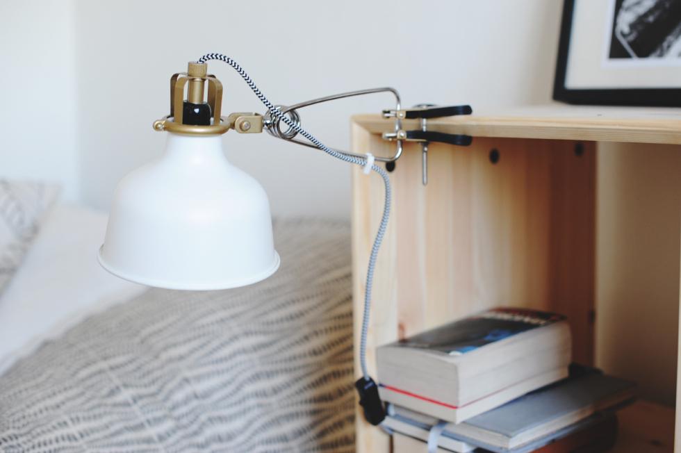 Ikea Ranarp lampa