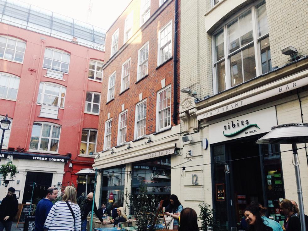 Tibits London