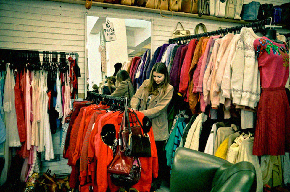 Absolute Vintage, Londonguide
