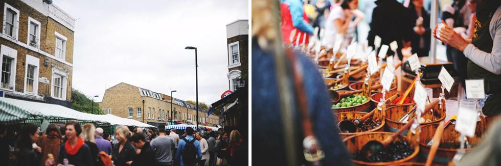 Broadway Market, Londonguide