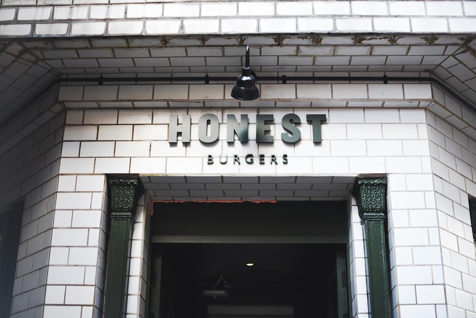 Honest Burgers London