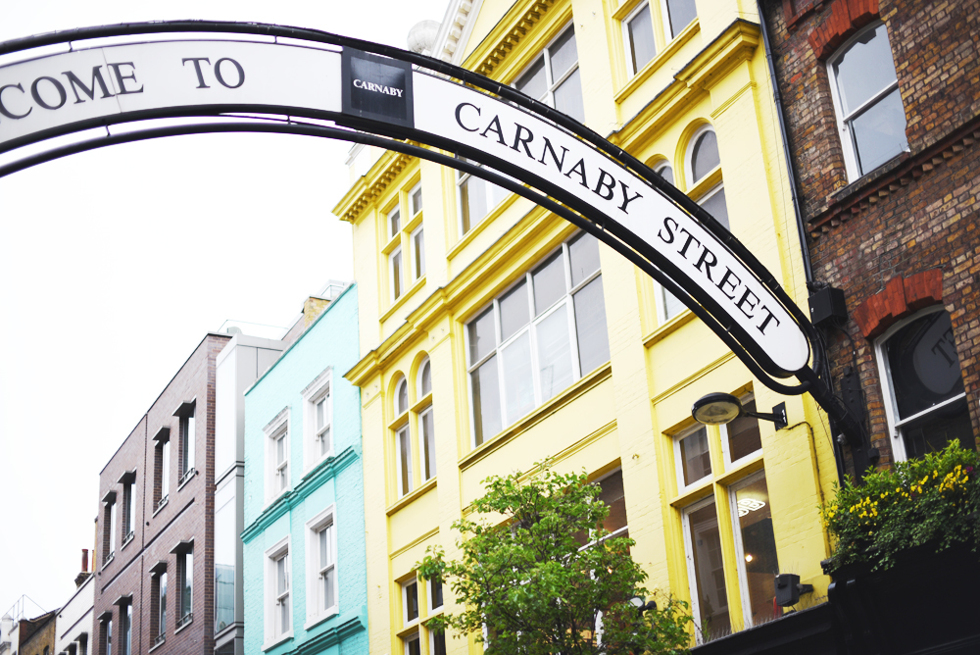 Carnaby Street, Londonguide