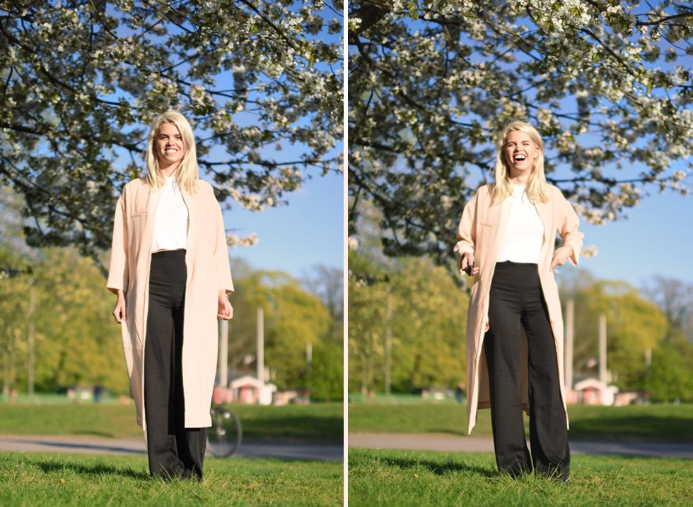 Flora Wiström outfit