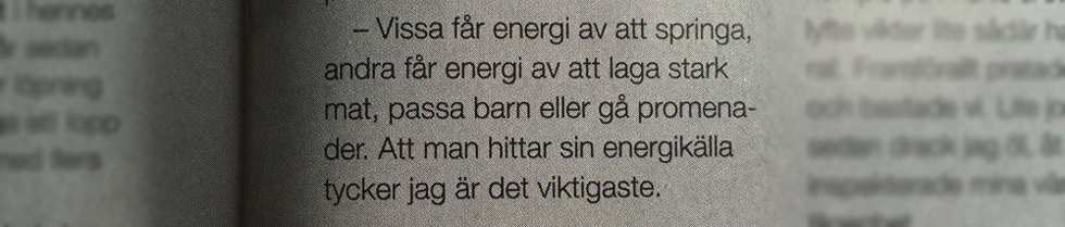 Flora Wiström träningsdagbok Solo 2