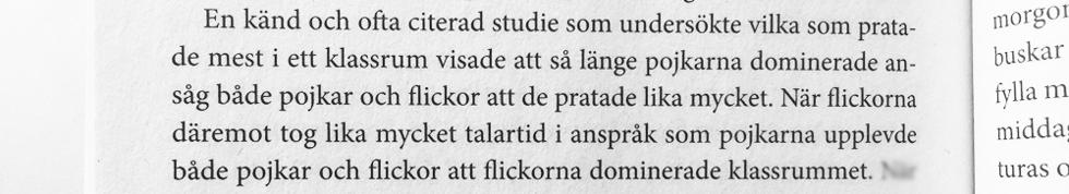 Maria Sveland Hatet