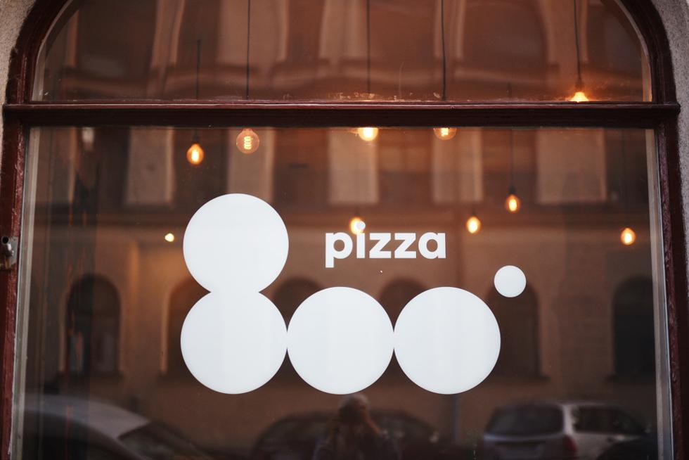 Pizza 800 grader