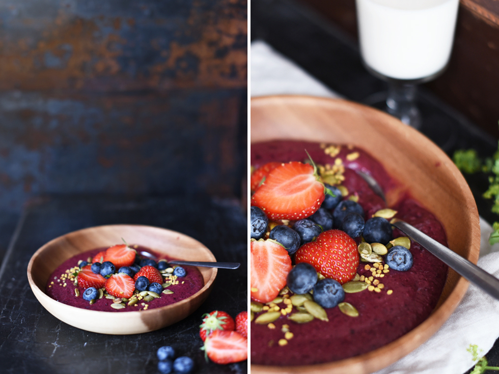 Recipe: Acai Bowl by Flora Wiström