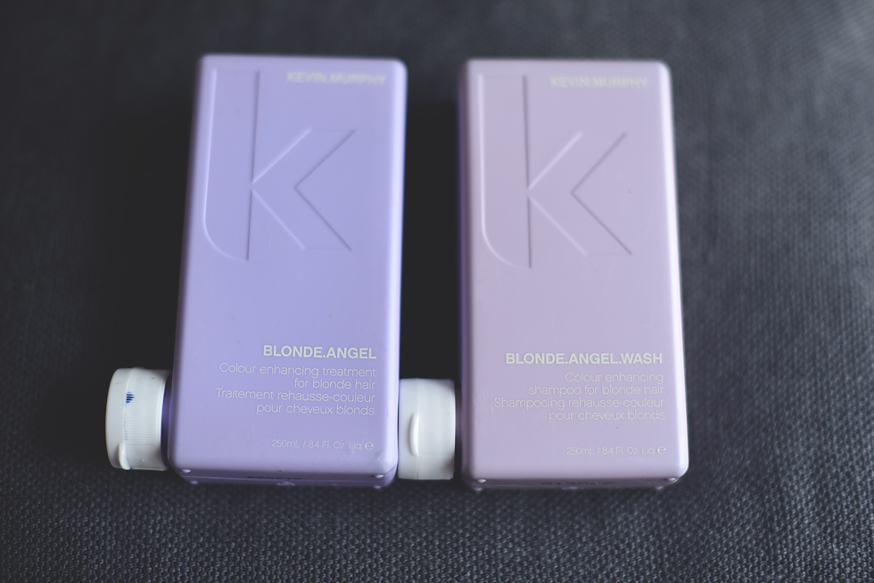 Blond Angel treatment & schampoo - Kevin Murphy